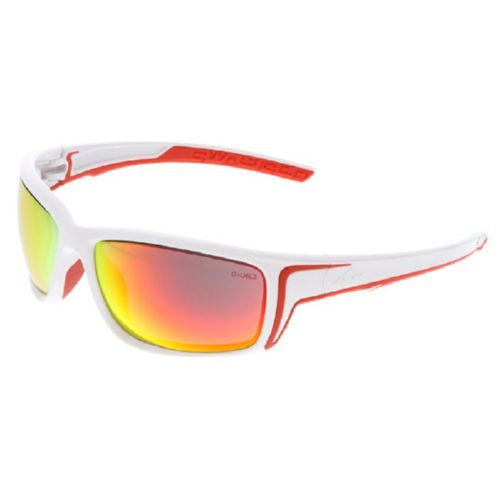MCR Safety SR44R Swagger SR4 White Frame, Fire Mirror