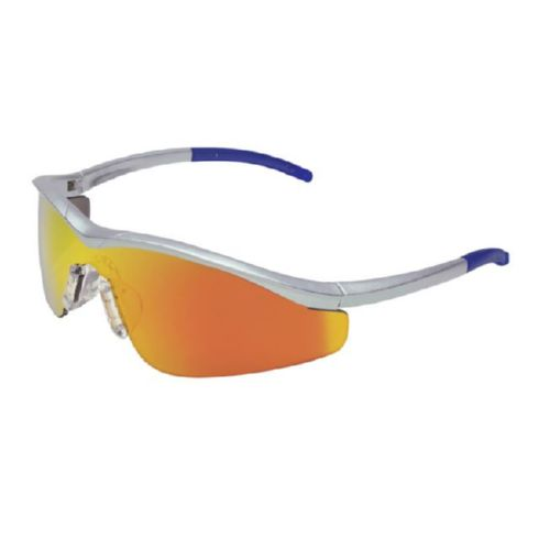 MCR Safety T114R T1 Steel Frame, Fire Mirror Lens