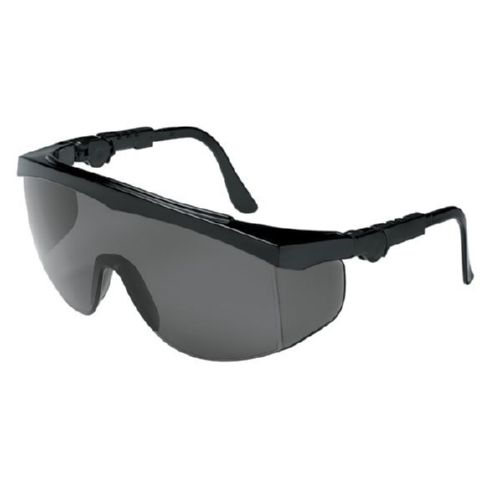 MCR Safety TK112 TK1 Black Frame, Gray Lens