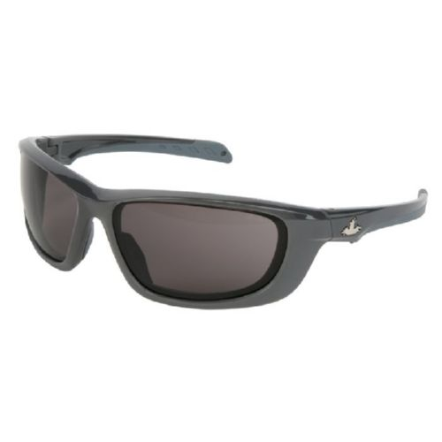 MCR Safety UD112P UD1 Gun Metal Frame, Gray MAX3 Lenses