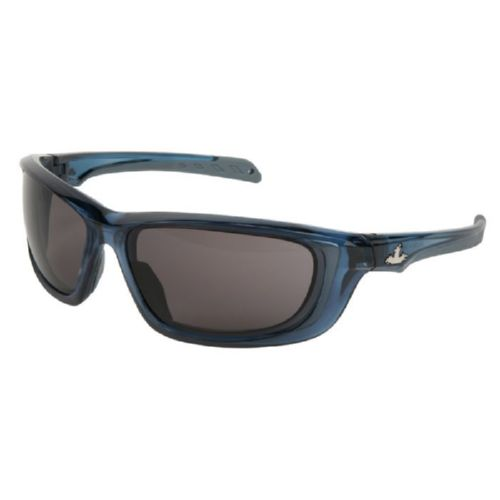 MCR Safety UD122P UD1 Dark Blue Frame, Gray MAX3 Lenses
