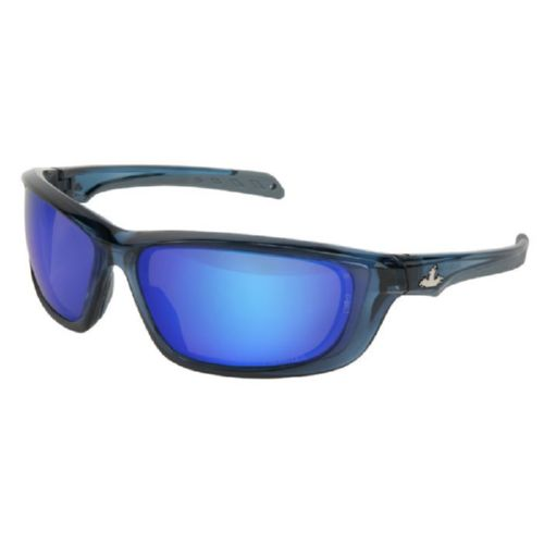 MCR Safety UD128BZDC UD1 Dark Blue Frm, Blue Polarized MAX36