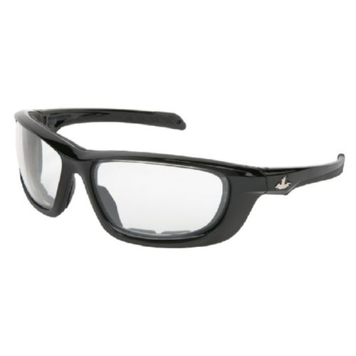 MCR Safety UD210DC UD2 Foam Lined, Clear MAX36 Lenses