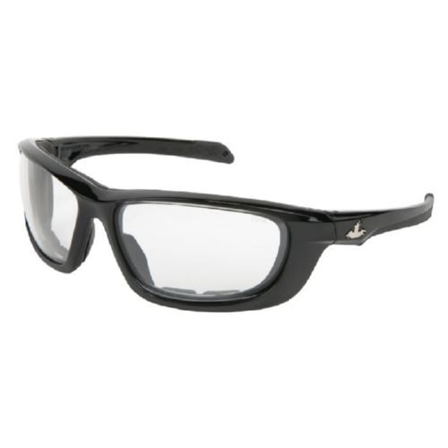 MCR Safety UD210PF UD2 Foam Lined, Clear MAX6 Lenses
