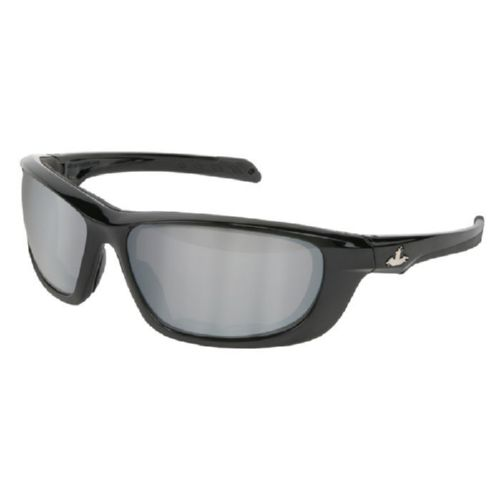 MCR Safety UD217 UD2 Foam Lined, Silver Mirror Lenses