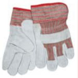 MCR Safety 1201S Cowhide Leather glove - Size: Small