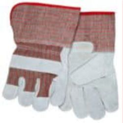 MCR Safety 1210S Cowhide Leather glove - Size: Large