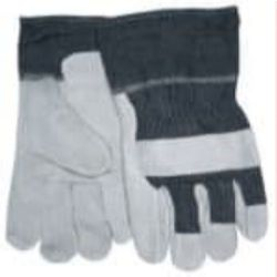MCR Safety 1220D Cowhide Leather glove - Size: Large