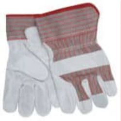 MCR Safety 1270B Cowhide Leather glove - Size: Large