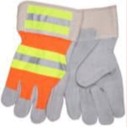 MCR Safety 1440 Cowhide Leather glove - Size: Large