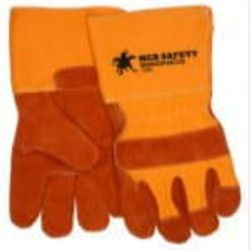 MCR Safety 1690 Cowhide Leather glove - Size: Large