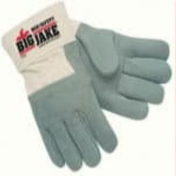 MCR Safety 1713 Cowhide Leather Heat Resistant glove - Size: X-Large