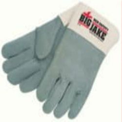 MCR Safety 1717 Cowhide Leather Heat Resistant glove - Size: X-Large