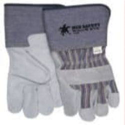 MCR Safety 1910 Cowhide Leather Heat Resistant glove - Size: Large