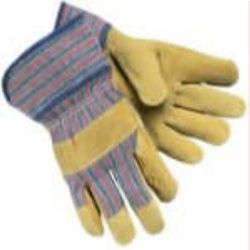 MCR Safety 1950 Pigskin Leather glove - Size: Large