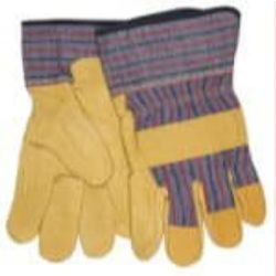 MCR Safety 1960 Pigskin Leather glove - Size: Large