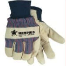 MCR Safety 1966 Pigskin Leather glove - Size: Large