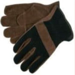 MCR Safety 3125 Cowhide Leather glove - Size: Large