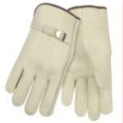MCR Safety 3221 Cowhide Leather glove - Size: Medium