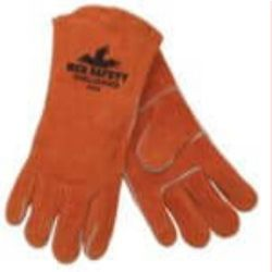 MCR Safety 4300 Cowhide Leather glove - Size: X-Large