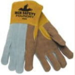 MCR Safety 4550 Cowhide Leather glove - Size: X-Large