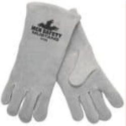 MCR Safety 4700 Cowhide Leather glove - Size: X-Large