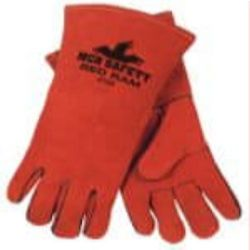 MCR Safety 4720 Cowhide Leather glove - Size: X-Large