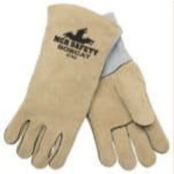 MCR Safety 4740 Cowhide Leather glove - Size: X-Large