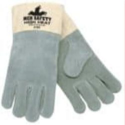 MCR Safety 4750 Cowhide Leather glove - Size: X-Large