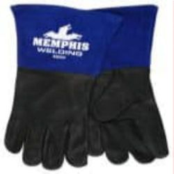 MCR Safety 4860 Goatskin Leather Mig/Tig glove - Size: Medium
