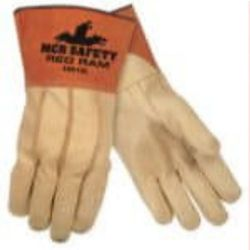 MCR Safety 49610 Cowhide Leather Mig/Tig glove - Size: Large
