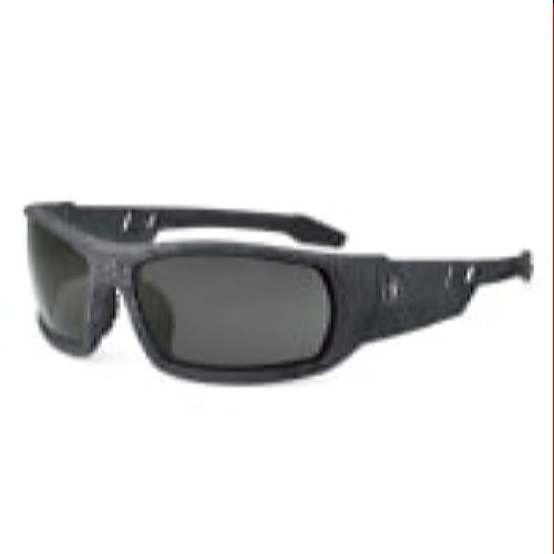 Ergodyne 50533 ODIN Skullerz® Odin Safety Glasses - Anti-Fog Smoke Lens