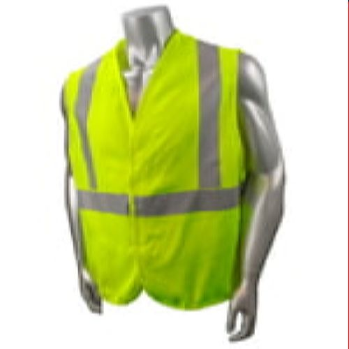 Radians SV92E-2VGS Lime Mod / Class 2 Velcro Closure Safety Vest