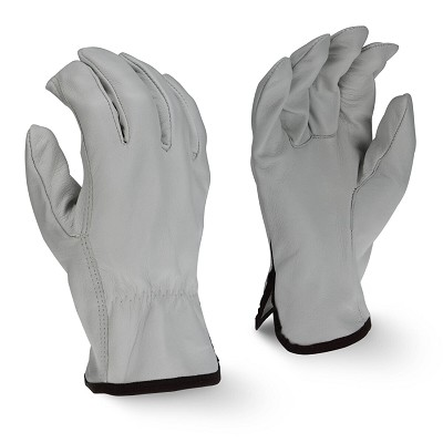 Radians RWG4720 Standard Grade Top Grain Goatskin Leather Gloves