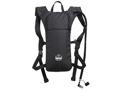 Ergodyne Chill-Its 5155 Low Profile Hydration Pack 2 Liter Black