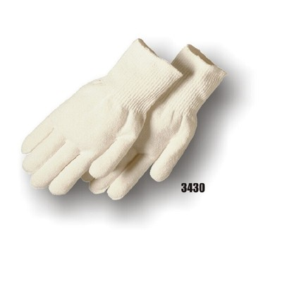 Majestic 3430 White Thermolite Liner Glove-Ambidextrous One Size Fits All (DZ)