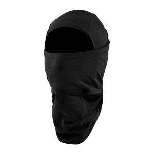 Ergodyne  N-Ferno® 6838 Solar-Activated Dual-Layer Balaclava - Black-Gray