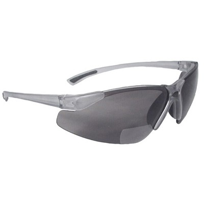 Radians C2-215 Bi-Focal Safety Eyewear Smoke +1.5