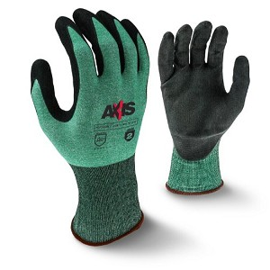 Radians RWG533 Cut Protection Level A2 Foam Nitrile Coated Glove