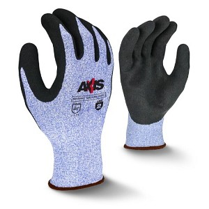 Radians RWG536 Cut Protection level A2 Micro Sandy Foam Latex Coated Glove