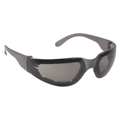 Radians Mirage Foam Safety Eyewear MRF121ID Smoke Anti-Fog