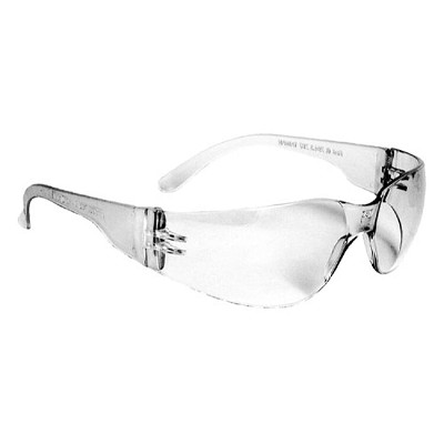 Radians Mirage Small Safety Eyewear MRS110ID Clear