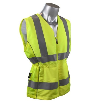 Radians SVL1-2ZGD  Ladies Safety Vest Class 2-Green