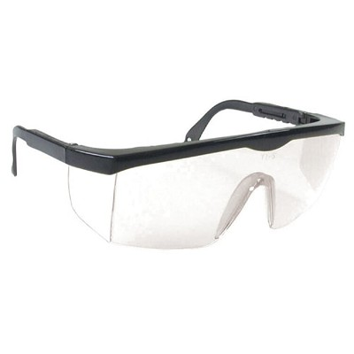 Radians Shark Safety Eyewear E7800-CAF Clear Anti-Fog