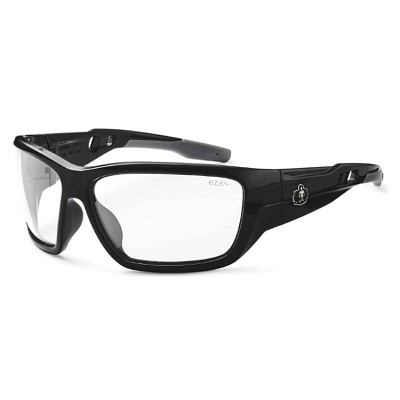 Ergodyne 57000 BALDR Skullerz® Baldr Safety Glasses - Clear Lens