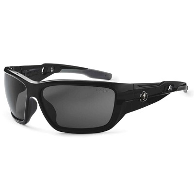 Ergodyne 57030 BALDR Skullerz® Baldr Safety Glasses - Smoke Lens