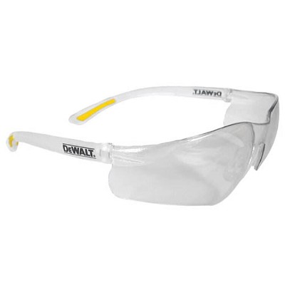DeWALT® DPG52 Contractor Pro Safety Glass DPG52-1 Clear Lens