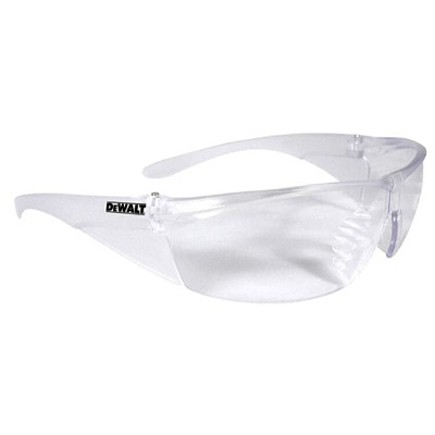 DeWALT® DPG93-1D Structure Safety Glasses - Clear Lenses