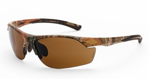 Crossfire AR3 HD brown, woodland brown camouflage frame