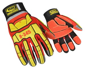 Ringers 345 Rescue Red Glove